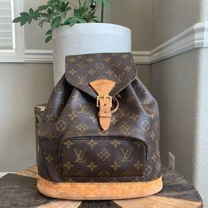 Louis Vuitton Montsouris Backpack ❤️
